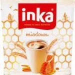 INKA Rozpuszczalna kawa zbożowa z miodem