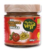 My Best Veggie Pasta kanapkowa pomidorowa z bazylią i nasionami słonecznika