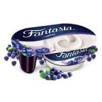 Danone Fantasia Jogurt kremowy z jagodami