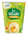 Jogurt sojowy mango/brzoskwinia Sojade