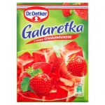 Dr. Oetker - Galaretka truskawkowa