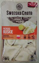 Swojska Chata Pierogi ruskie (Biedronka)