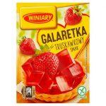 Winiary Galaretka o smaku truskawkowym