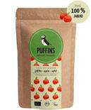 Puffins suszone owoce bio: jabłko