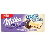Milka Biała czekolada Oreo White 100 g