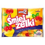 nimm2 Śmiejżelki Żelki owocowe wzbogacone witaminami