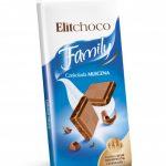 Czekolada elitchoco family mleczna