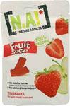 N.A! fruit sticks żelki truskawkowe