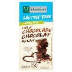 Damhert Nutrition Czekolada mleczna bez laktozy i glutenu