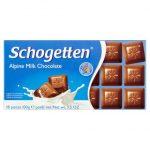 Schogetten - czekolada mleczna z mleka alpejskiego