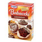 Dr. Oetker - Babeczki czekoladowe
