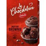 Delecta La Chocolatiere Muffiny Brownie