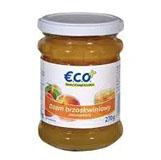 ECO+ Dżem brzoskwiniowy niskosłodzony 290 g