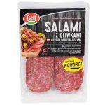 bell - Salami z oliwkami