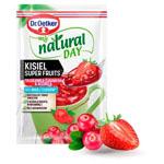 Dr. Oetker My Natural Day Kisiel Super Fruits truskawka-żurawina & acerola