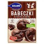Gellwe Babeczki czekoladowe mieszanka do wypieku