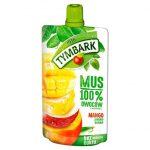 Tymbark - Mus Mango 100% z owoców z dodatkiem witaminy C