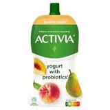 Activia Jogurt brzoskwiniowo-gruszkowy