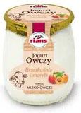 Rians Jogurt owczy brzoskwinie i morele 115 g