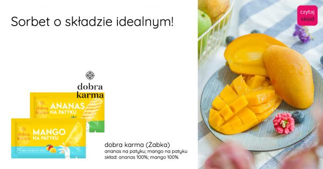 mango ananas