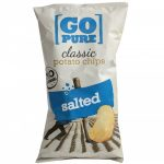 Chipsy solone bio - go pure
