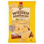 Wiejskie Ziemniaczki Chipsy ziemniaczane o smaku masła z solą