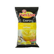 WIODĄCA MARKA Chipsy ziemniaczane solone